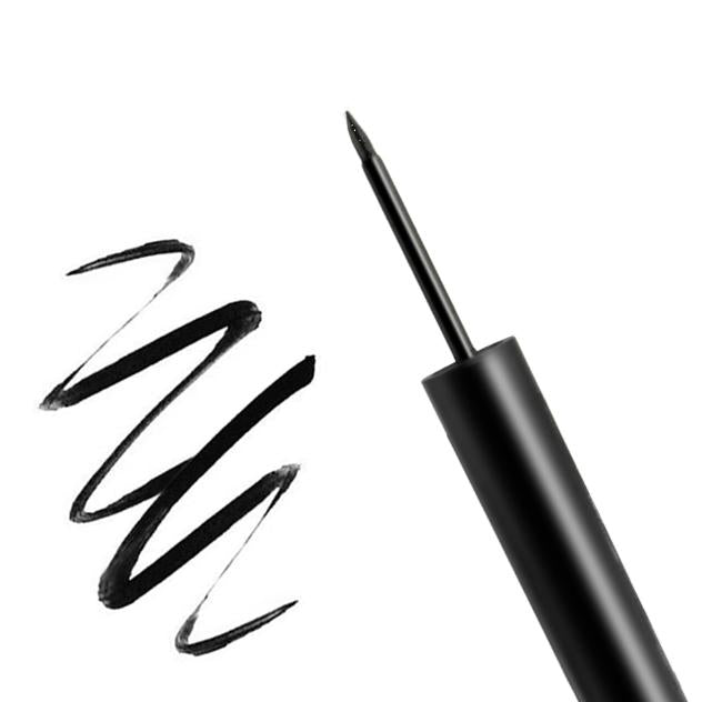 Liquid Eyeliner, Deep Black