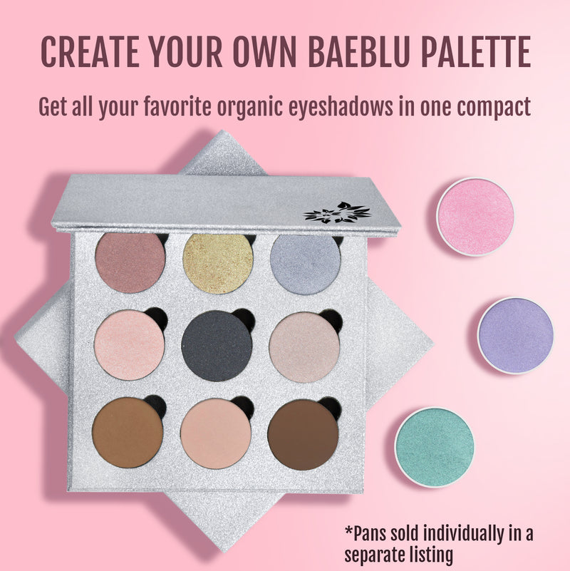 Magnetic Reusable Eyeshadow Palette