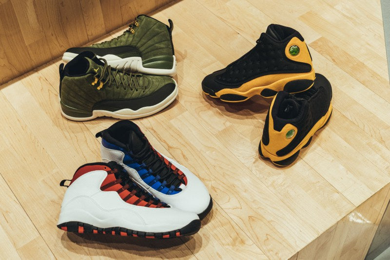 Jordan Brand's Forthcoming Fall/Winter 2018 Drops Collaborative debuts, long-awaited returns and more.