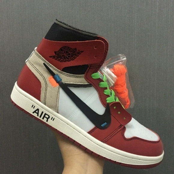 How To Tell If Your Off White Air Jordan 1s Are Fake - TheShoeGame . f4ba54904