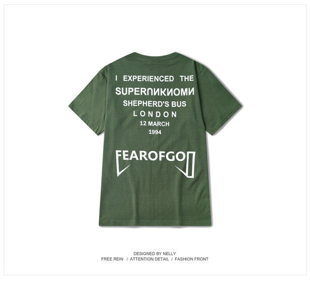 Fear of God Rep Tee