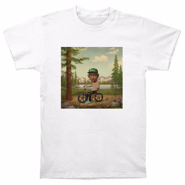 Tyler The Creator Wolf T-Shirt