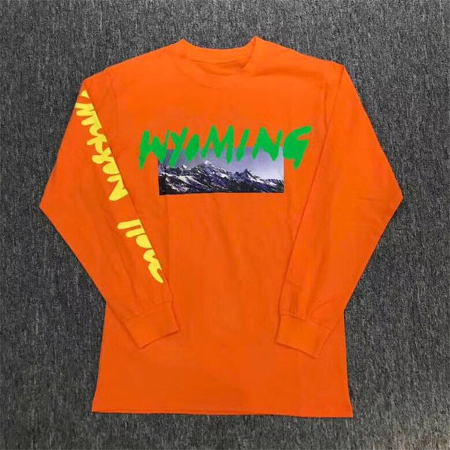 Kanye West WYOMING L/S T-shirt