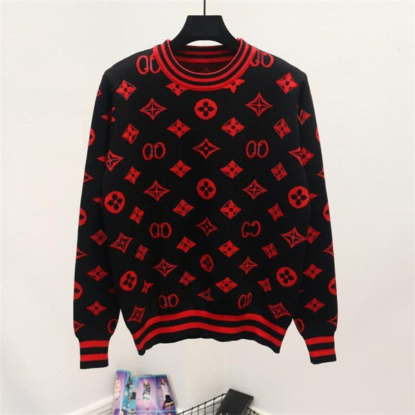 Long Sleeve knitting Sweaters