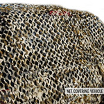 Digital Desert Camouflage Netting by CamoSystems