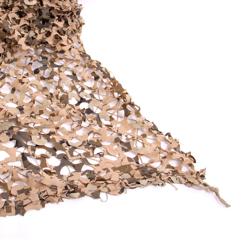 Digital Desert Military Reinforced Camo Netting