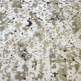 Digital Snow Camouflage Netting