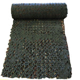 Woodland Pro Camo Netting - Fire Retardant