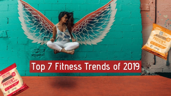 Top 7 2019 Fitness trends you should know!