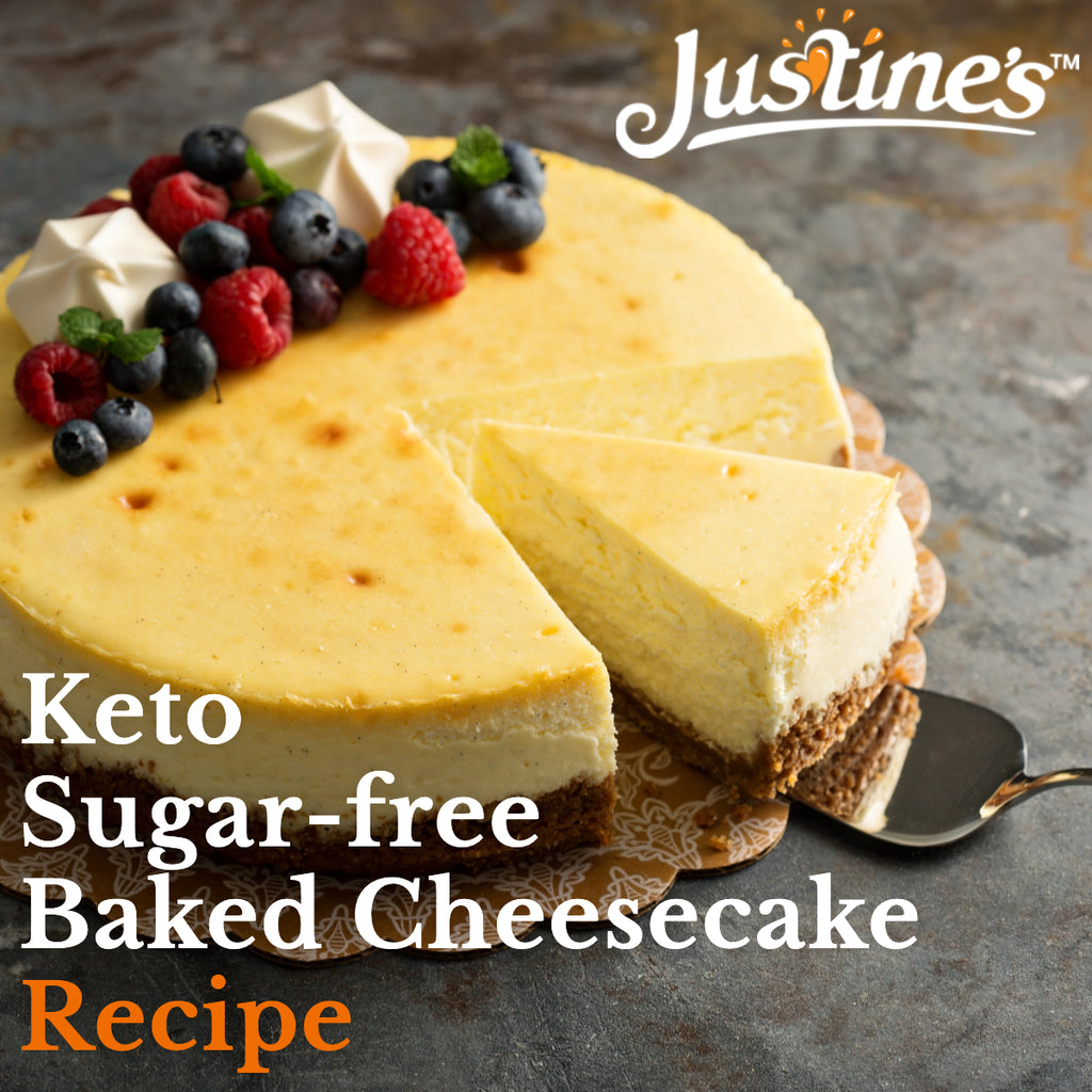 Keto Sugar Free Cheesecake Recipe