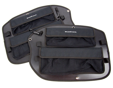 "CHOKO® SADDLEBAG LID ORGANIZER SET for GL1800 '01-""10, oem# 30-0840-00"