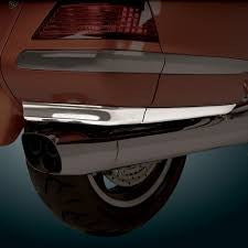 BIG BIKE PARTS® AIR DAM SPOILER, LOWER SADDLEBAG CHROME fpr GL1800, oem# 52-646