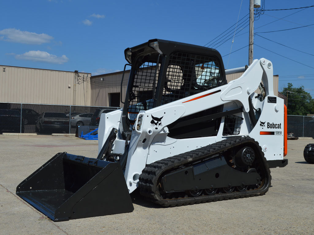 NEW PRODUCT OFFERING - BOBCAT T590 COMPACT TRACK LOADER