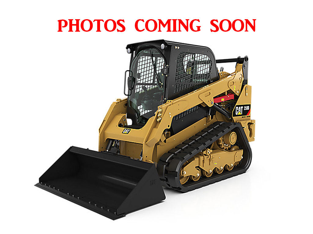 COMING SOON - 2016 CAT 259D COMPACT TRACK LOADER