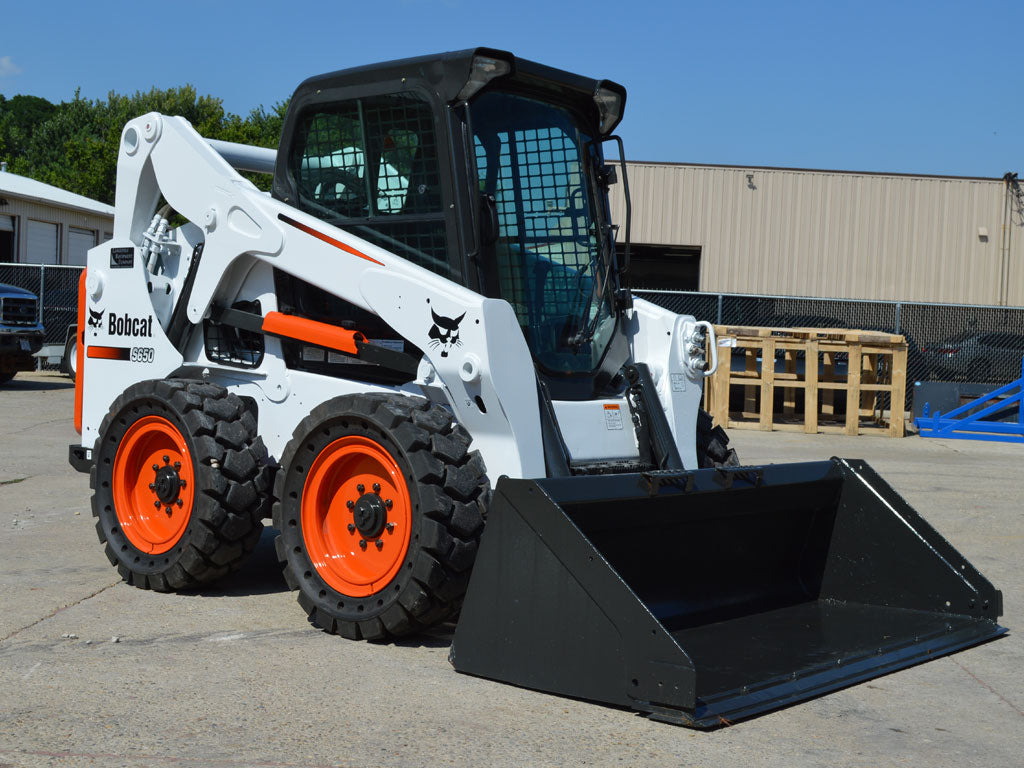 Just Available! Bobcat S650 skid steer loader #A3NV22801