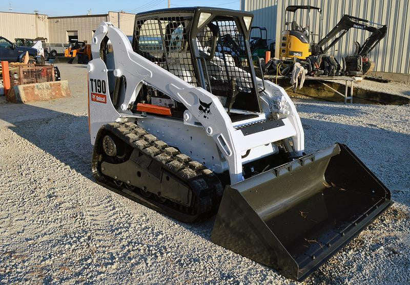 Big Dave Review: BOBCAT T190 COMPACT TRACK LOADER (LEC#1169)