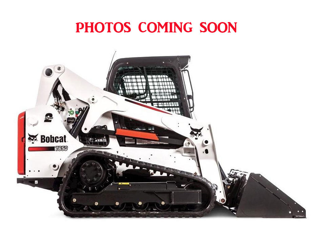 BOBCAT T650 COMPACT TRACK LOADER COMING IN
