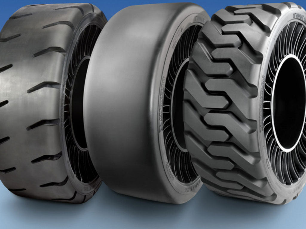 MICHELIN TWEEL TIRES