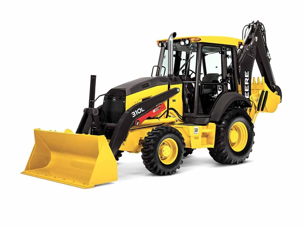 BACKHOE / TRACTOR / LANDSCAPE LOADER