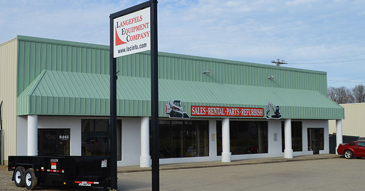 Langefels Equipment Company | West Chester, OH | 513.276.5500