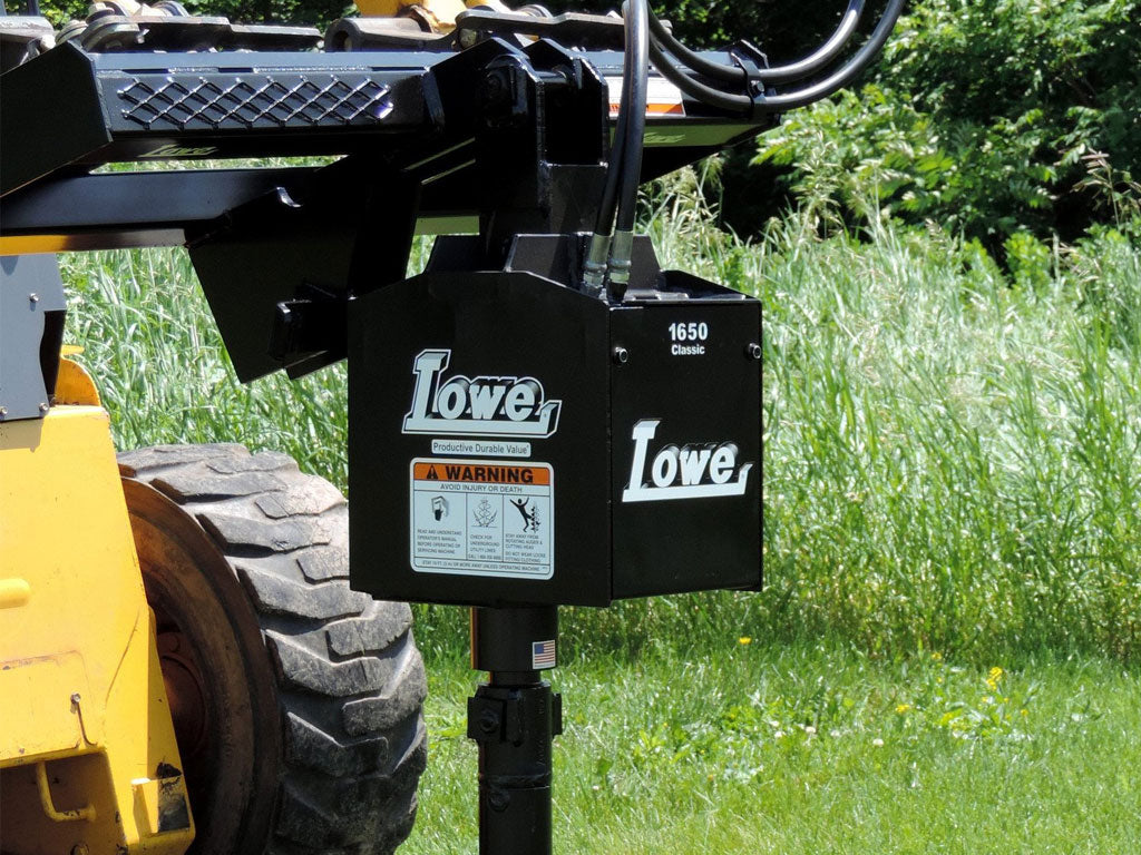 LOWE CLASSIC SERIES AUGER DRIVE,(SSL)(CTL)