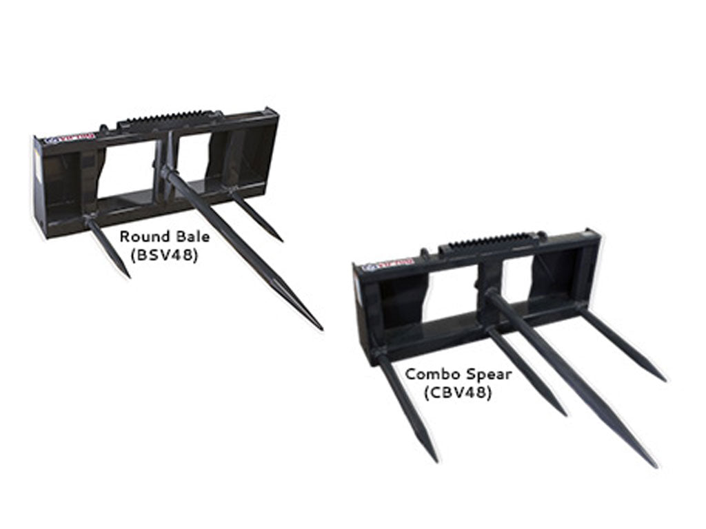Virnig Hay Handling - Machine Pointed Spears (SSL) (CTL)
