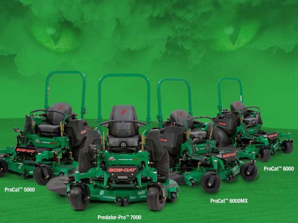 NEW: BOB-CAT PREDATOR-PRO 7000 LAWN MOWER