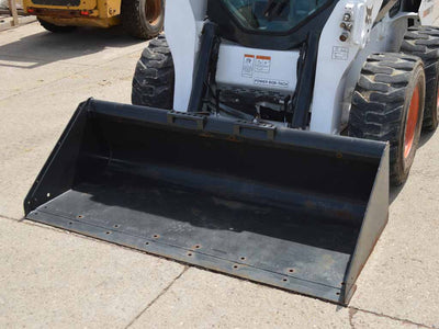 BOBCAT S650 SKID STEER LOADER (SN.A3NV18215, LEC#1321) REFURBISHED