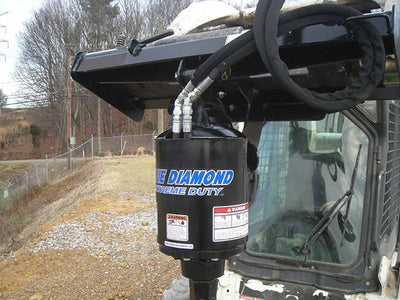 BLUE DIAMOND EXTREME DUTY AUGER DRIVE, (SSL)(CTL)