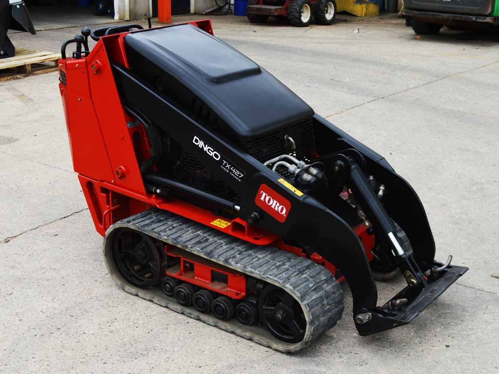 REFURBISHED - TORO DINGO TX427, #22322-313000135