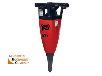 ALLIED RAMMER SERIES HAMMERS, COMPACT RANGE (SSL)(CTL)(EXC)(ML)