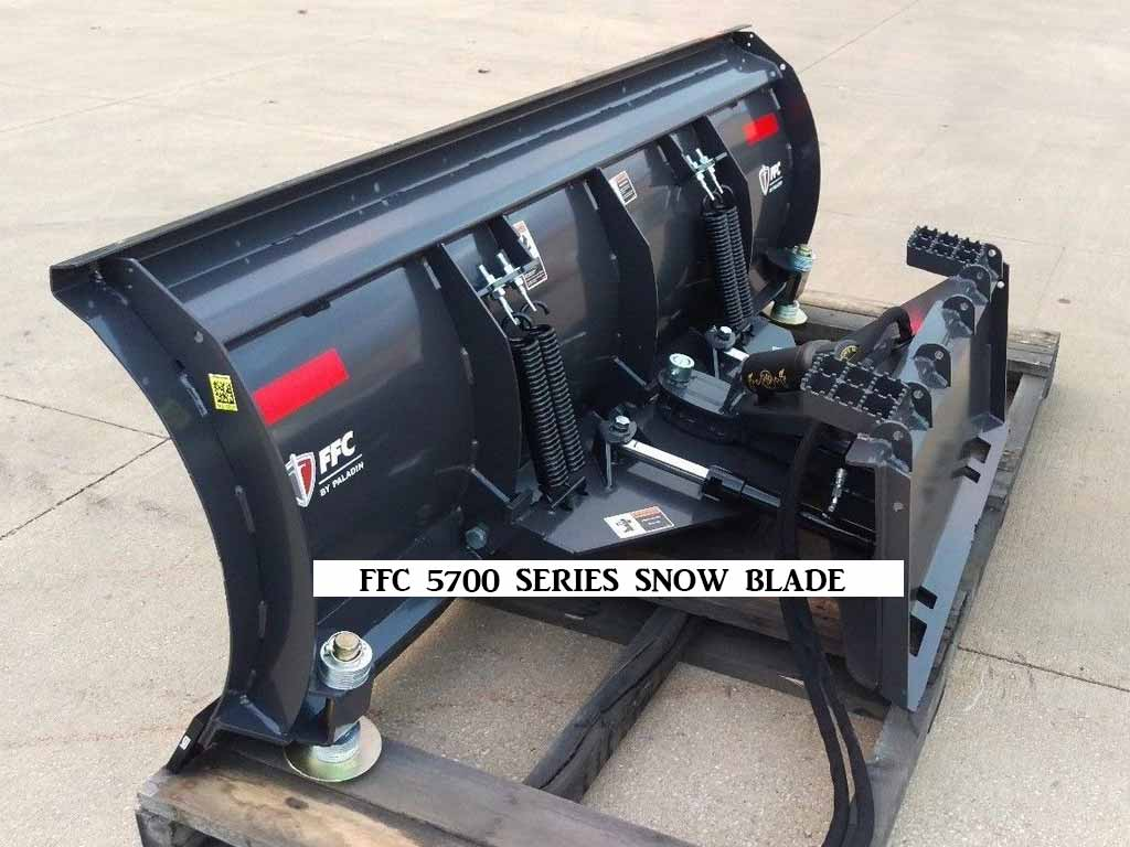FFC 5700 SERIES SNOW BLADE, (SSL) (CTL) (TLB)