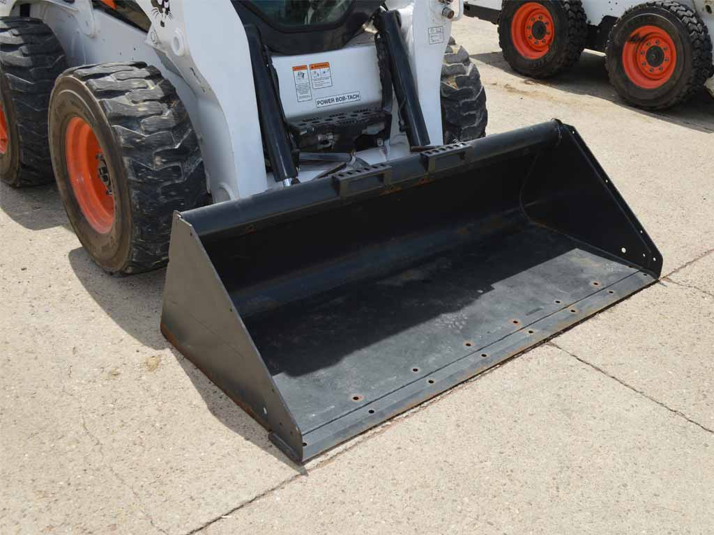 BOBCAT S650 SKID STEER LOADER (SN A3NV18215, LEC#1321) REFURBISHED