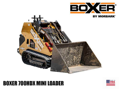 BOXER 700HDX mini loader