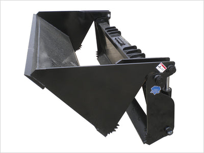 "BLUE DIAMOND  66"" 4 IN 1 BUCKET FOR SKID STEERS"
