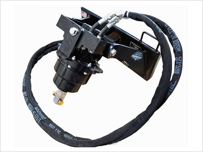BLUE DIAMOND MINI AUGER HOSES WITH COUPLERS, FOR MINI SKID STEERS