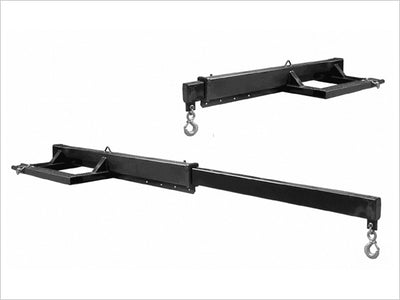 BLUE DIAMOND INDUSTRIAL JIB FOR FORKLIFT