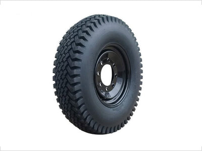 BLUE DIAMOND SNOW TIRE AND WHEEL SET, 100 8 Bolt Set