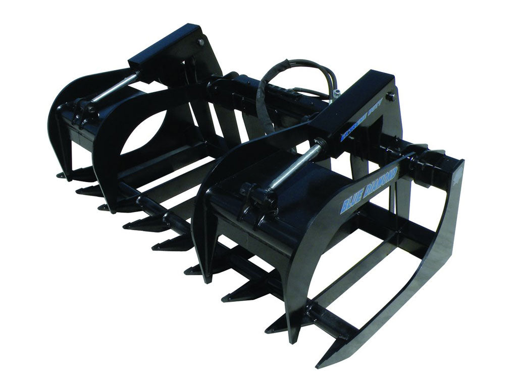 BLUE DIAMOND ECONOMY LD ROOT GRAPPLE BUCKET (SSL)(CTL)(TRACTOR)