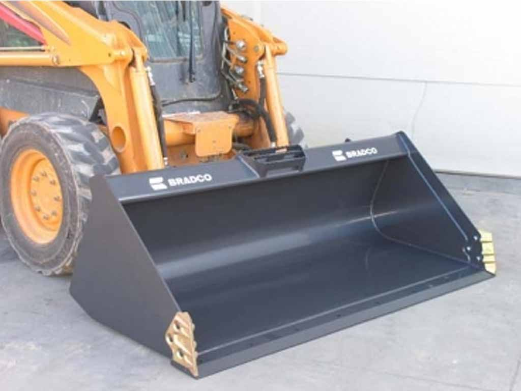 BRADCO HIGH CAPACITY HEAVY DUTY BUCKET (SSL)(CTL)