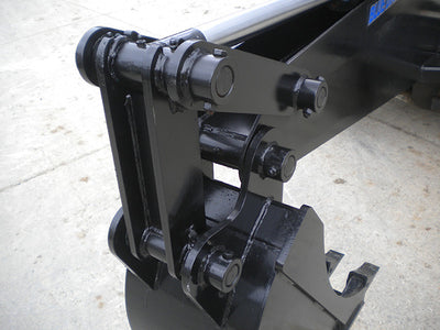BLUE DIAMOND BACKHOE ATTACHMENT, (SSL)(CTL)