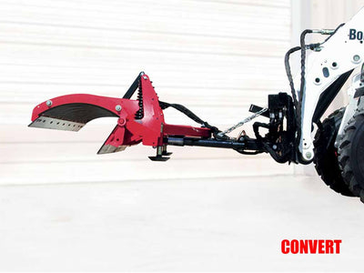 FOX REVERSIBLE C PLOW (CTL)(SSL)
