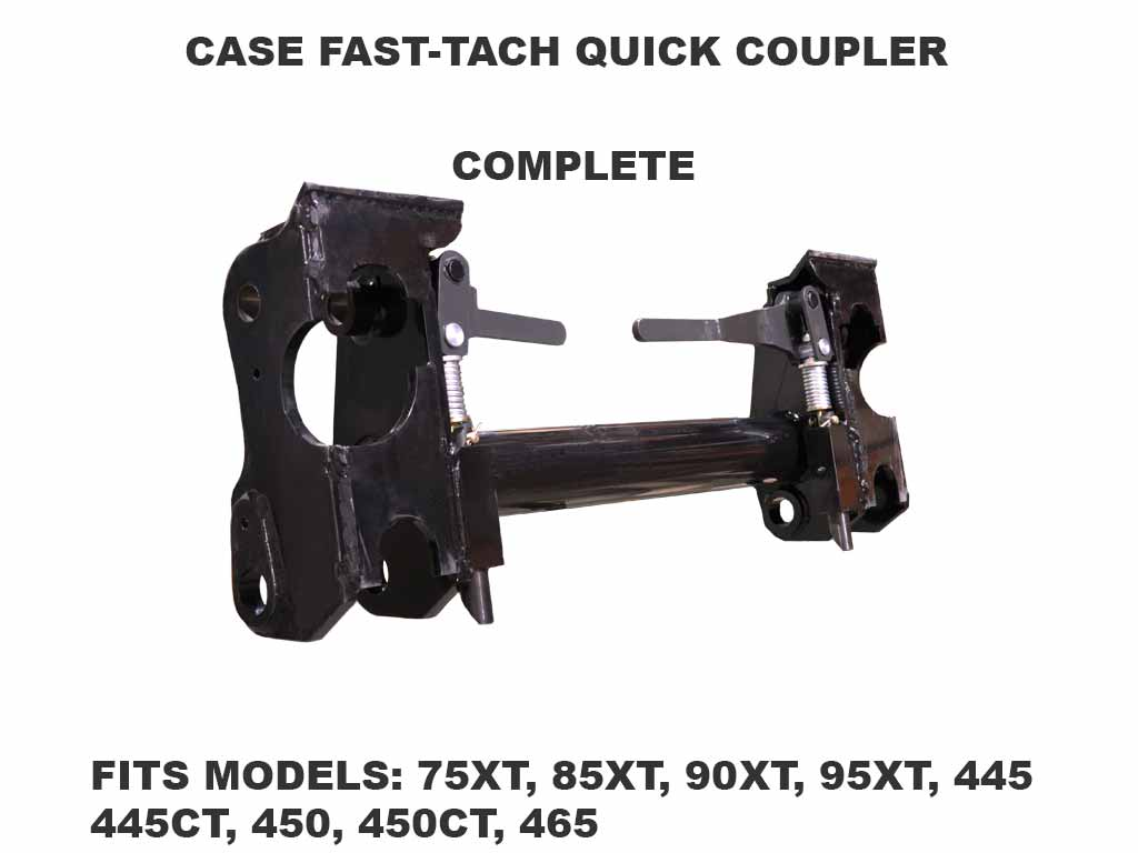 CASE QUICK-TACH COUPLER (SSL)(CTL)
