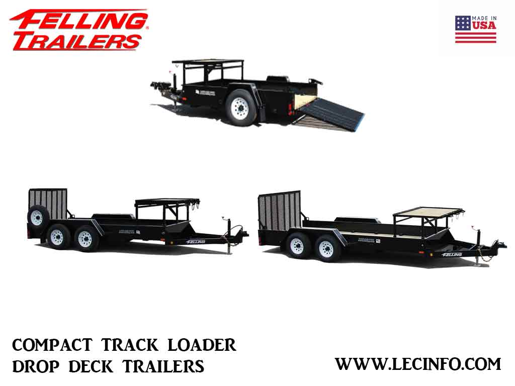 FELLING COMPACT LOADER TRAILERS