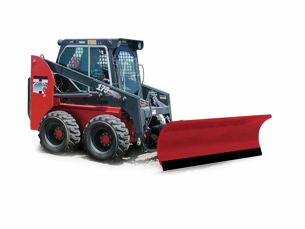 FOX CONVENTIONAL PLOW (CTL)(SSL)