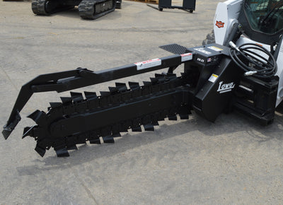 LOWE XR21 TRENCHER PACKAGE