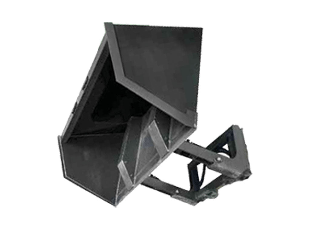 SPIDER ATTACHMENTS FRONT DUMP BUCKET (SSL)(CTL)
