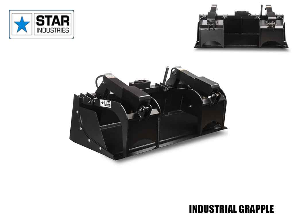 STAR INDUSTRIAL GRAPPLE