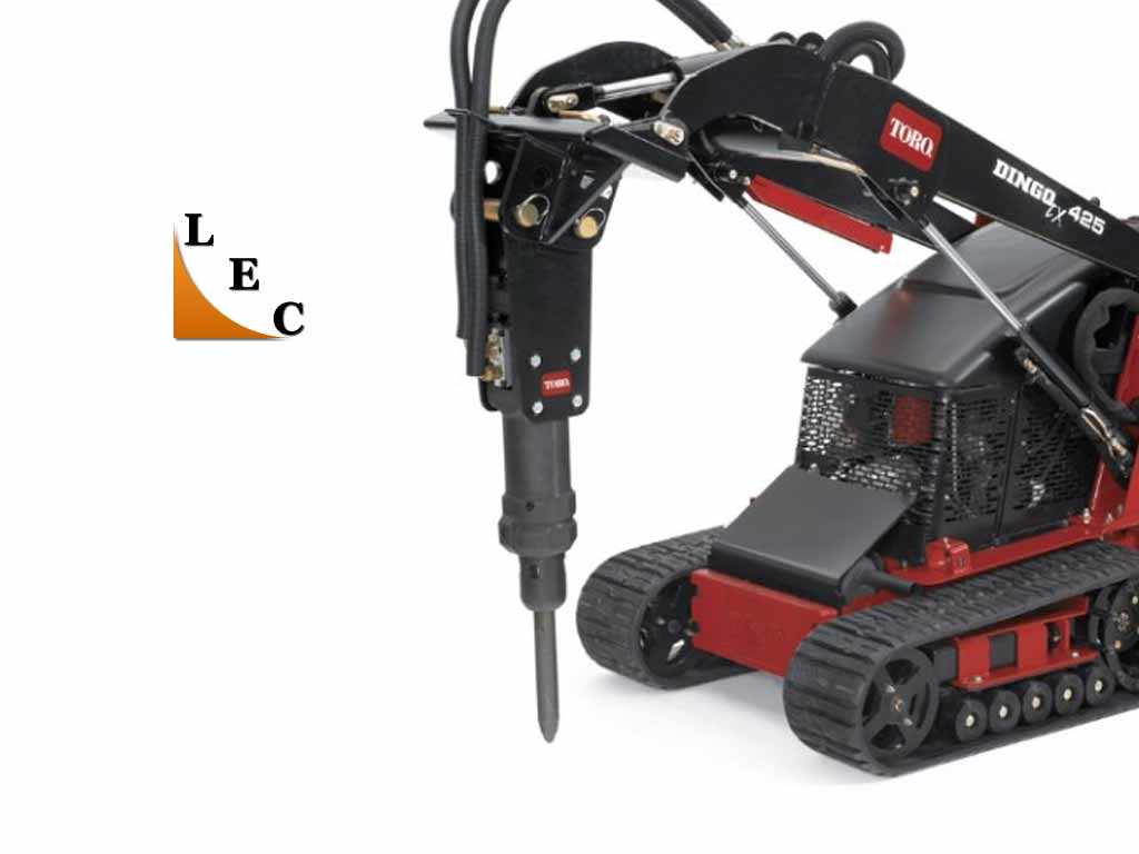 TORO DINGO HAMMER, MINI LOADER (ML)