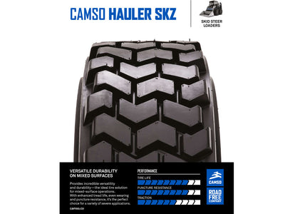 CAMSO HAULER SKZ, (SSL) SKID STEER LOADER